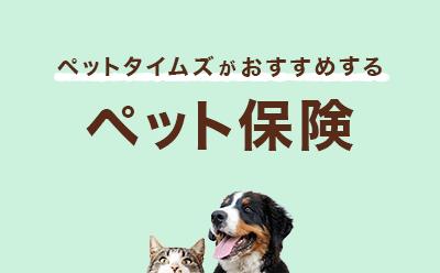 ペットタイムズおすすめペット保険