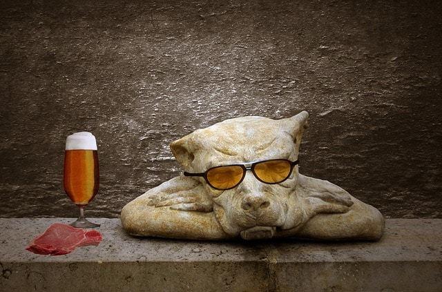 犬用ビールで乾杯!ワンちゃんも一緒に飲みニケーション