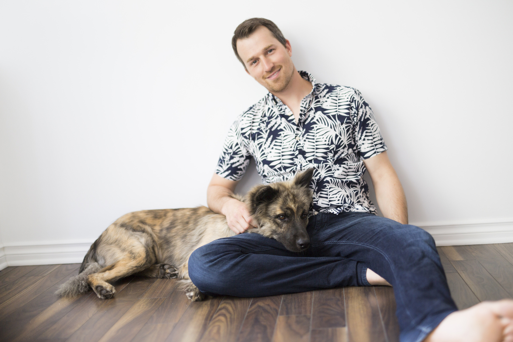 男性が一人暮らしで犬を飼う前に必要な心構え