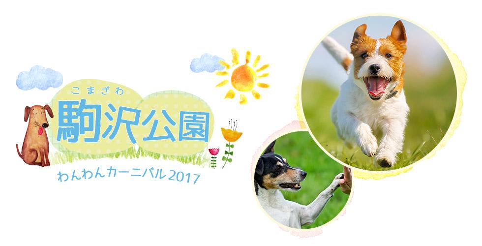 【東京発 イベント】『わんわんカーニバル』が駒沢公園で開催!