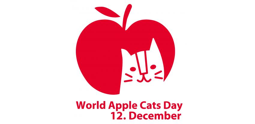 世界りんご猫デー【12月12日】