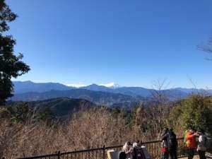 犬とお出かけスポット27:高尾山