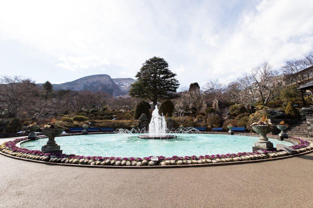【神奈川県のお出かけスポット】日本初のフランス式整型庭園、箱根強羅公園に行こう