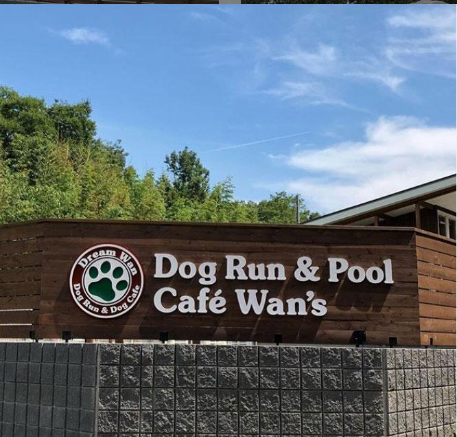 【埼玉県のおすすめおでかけスポット】2018年7月オープン!DogRun&Pool Cafe Wans(ドッグラン&プールカフェワンズ)に行こう