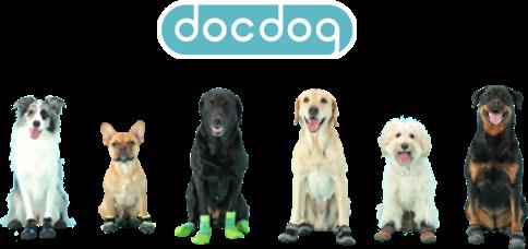 犬の足元周りの悩みにアプローチする 「docdog(ドックドッグ)」