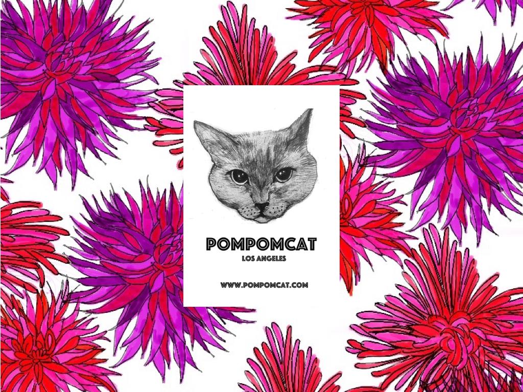 【ひばりが丘パルコ】ネコをテーマにした企画展「POMPOMCAT ネコのいる暮らし展 Vol.6~California Cat Life Style~」開催決定!