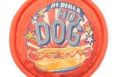 フリスビー(Hot Dog)