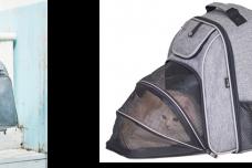 ペットのためのブランド「コムペット」から日常使いから災害時にまで幅広く使えるペット用リュック「バックパック パエナ」を2019年8月下旬に発売