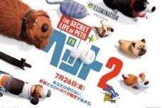 映画「ペット2」公開記念!!あべのアポロシネマPresentsキーワードキャンペーン 2019年7月12日(金)~9月1日(日)開催
