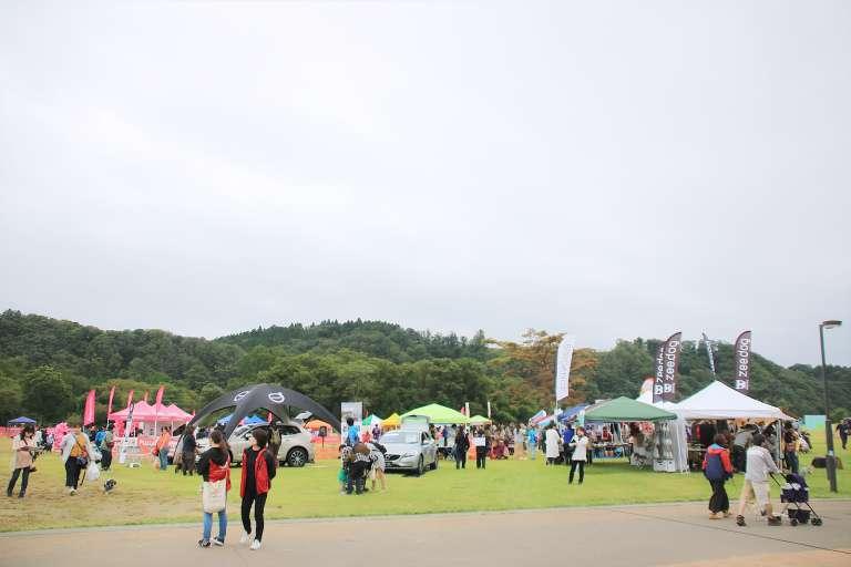 みちのく公園ドッグフェスティバル 2019