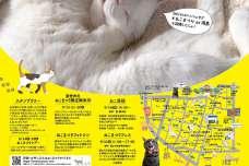 下町情緒漂う文京区湯島でねこざんまい! 「第9回 ねこまつり at 湯島」9/10(火)~29(日)開催