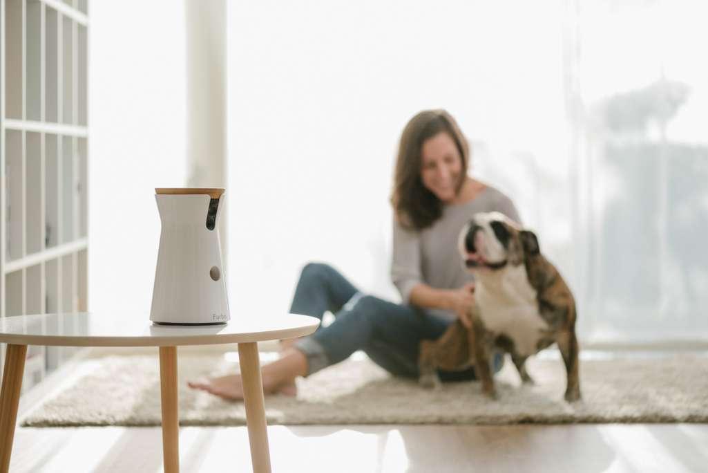 Furbo(ファーボ)は、世界10ヶ国でAmazonベストセラーを獲得した愛犬のためのドッグカメラです