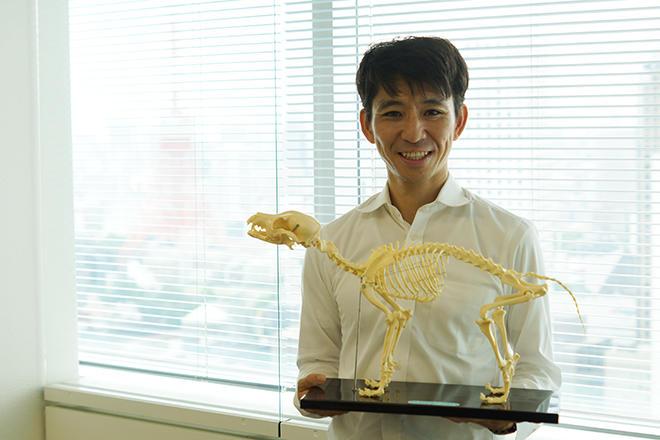 開発に携わった獣医師 小林先生からのコメント
