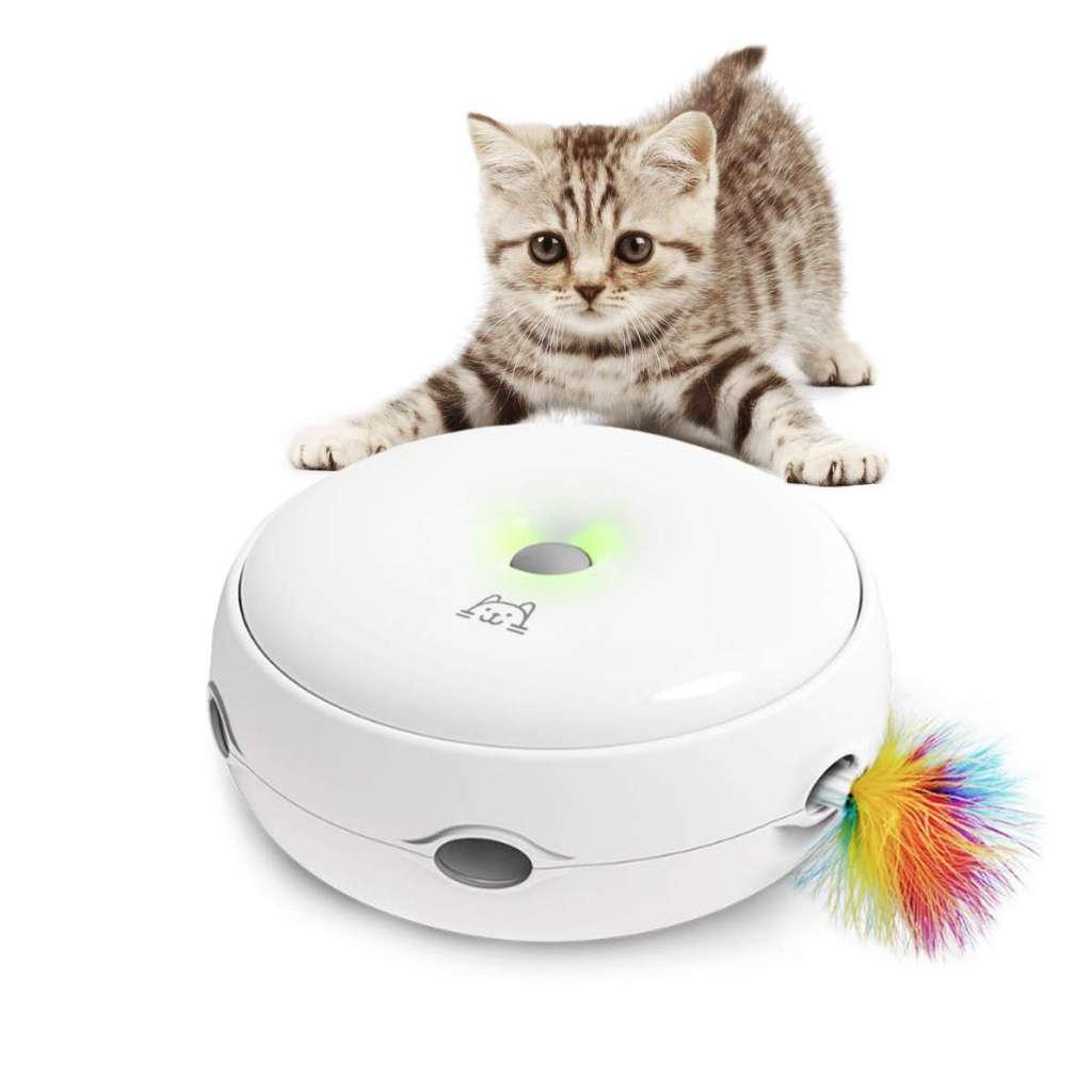 【新時代の猫用おもちゃ!?】猫じゃらシッターがヴィレヴァンオンラインに登場!