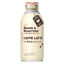UCC BEANS & ROASTERSラテ専門店のカフェラテ