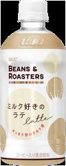 UCC BEANS & ROASTERSミルク好きのラテ