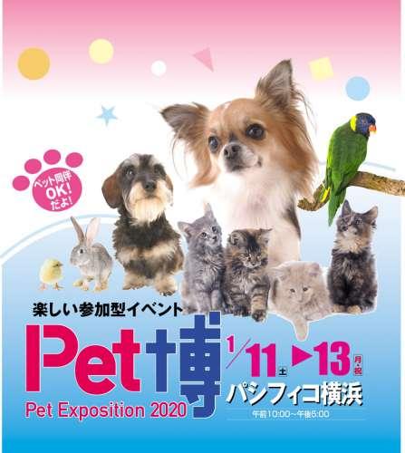 Pet博2020 横浜