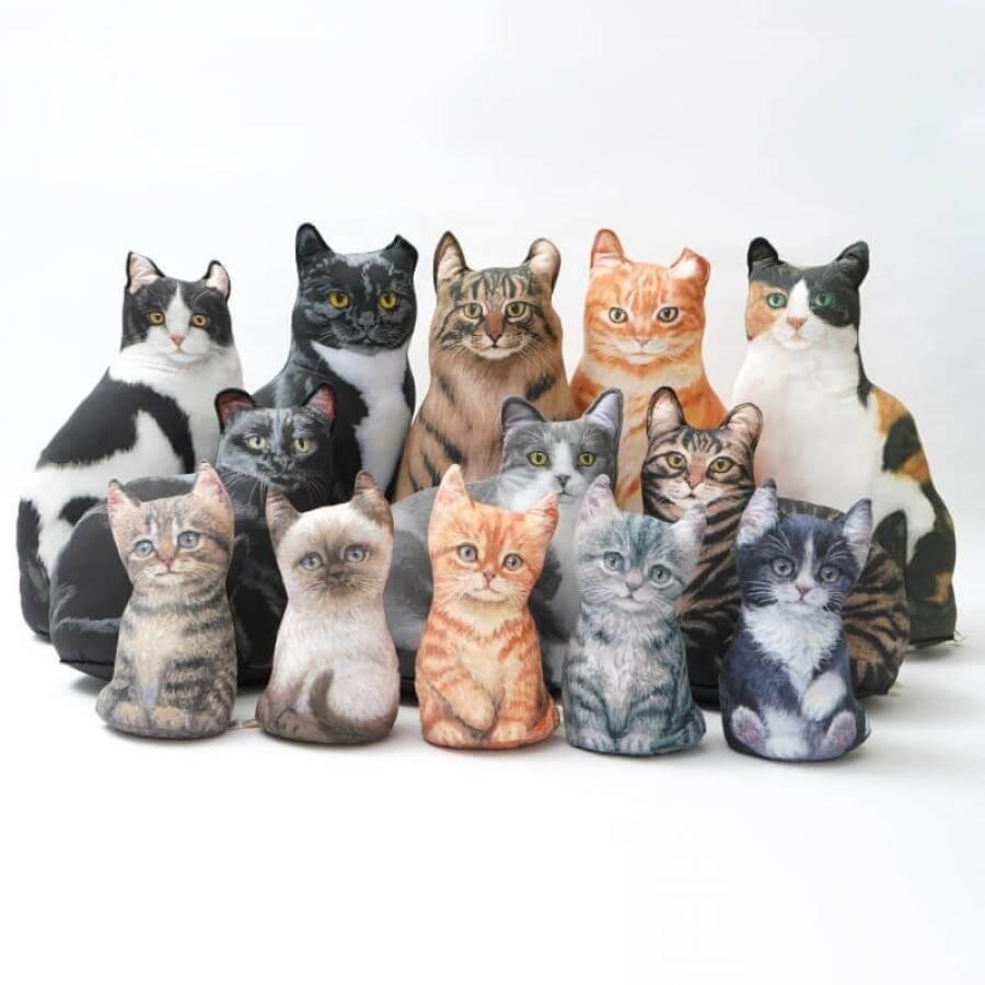 猫ドアストッペー