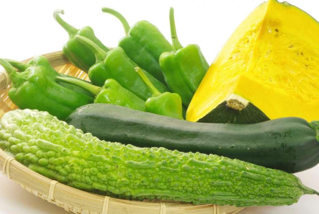 蛇の形をした野菜なら驚く可能性がある