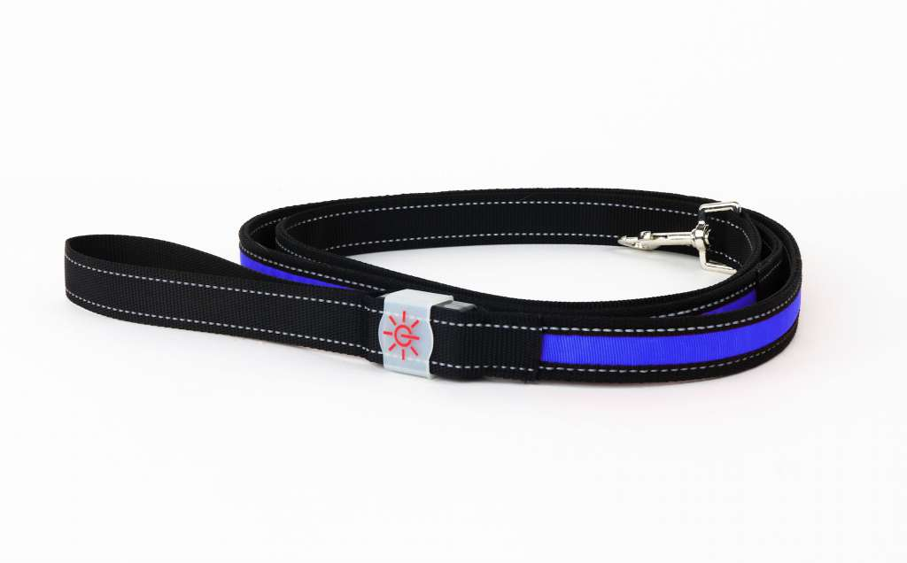 NIGHT SCOUT LED Dog Leash 販売価格:3000円(税抜)