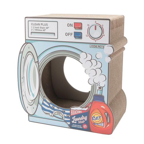 「爪とぎ Laundry」