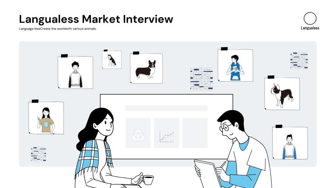ラングレス、法人向けにペット市場のインタビュー調査支援サービスを開始!バイタルデータと掛け合わせ、ペットファーストなプロダクト開発の実現をサポート。