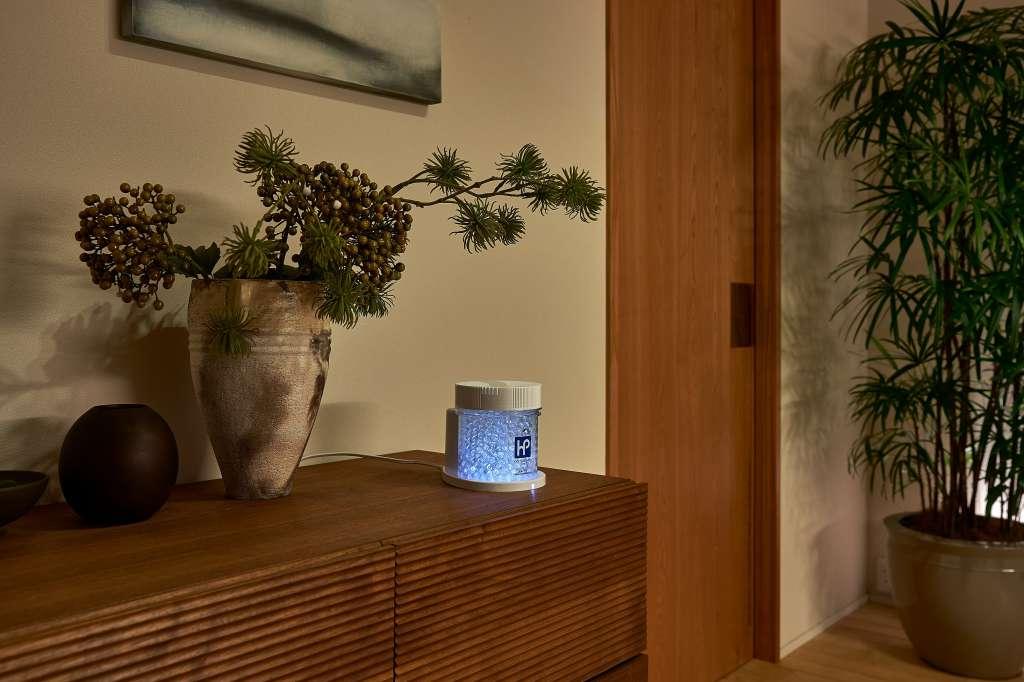 2.和室にも洋室にも調和するデザイン。