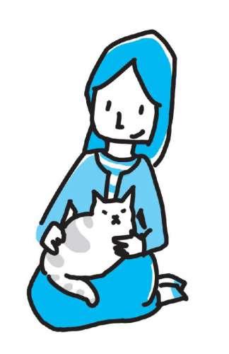 猫の生活の質をグンと上げる本