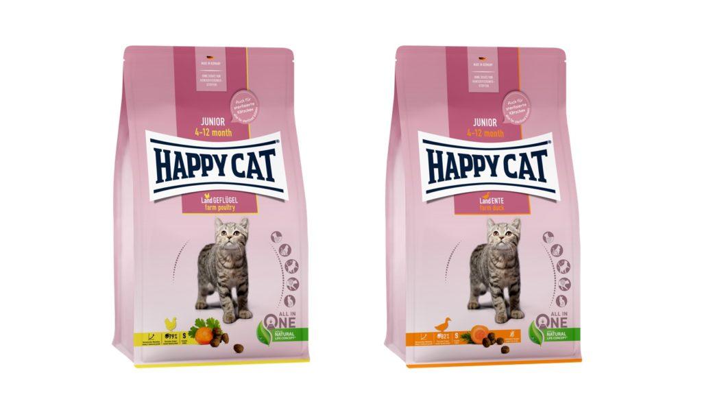 子猫用の高タンパク設計シリーズ