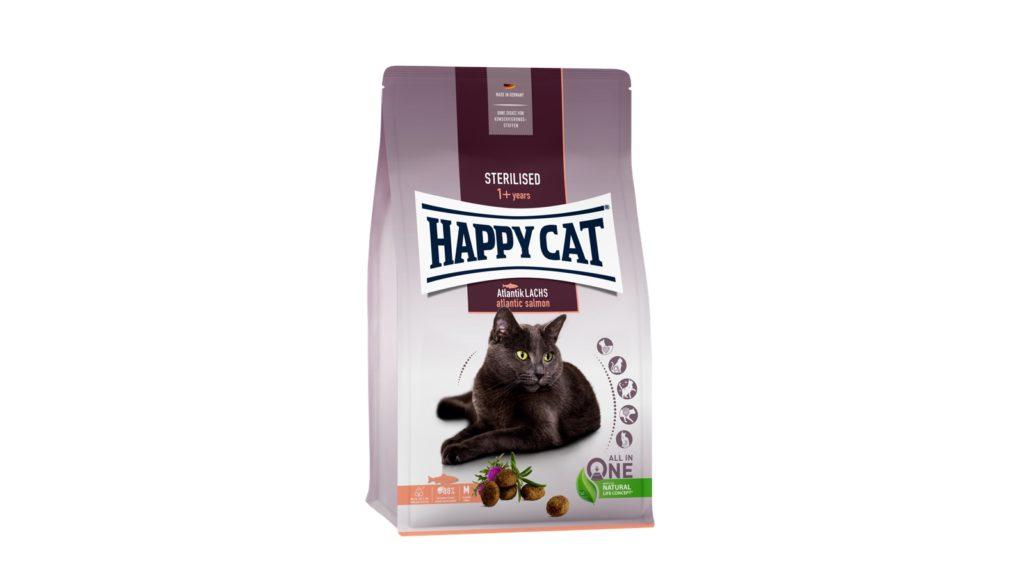避妊去勢後で太りやすい成猫用レシピ